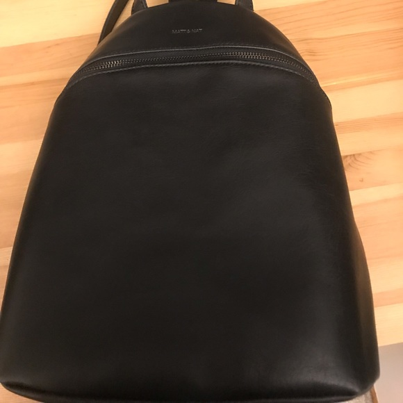 f8750d0f13bc Matt   Nat - Aries Black Backpack